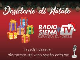 RadioSienaTv - Desiderio Natale