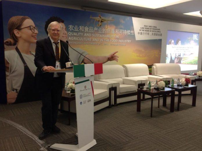 L'Università di Siena al China International Import Expo di Shanghai
