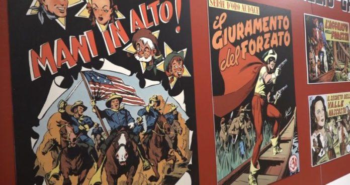 """Al via al Santa Maria della Scala la mostra """"Tex. 70 anni di un mito"""""""