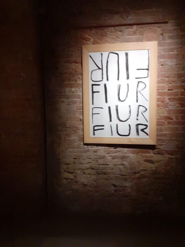 "Magazzini del sale: ""Fiur"" la mostra di Thomas Berra"