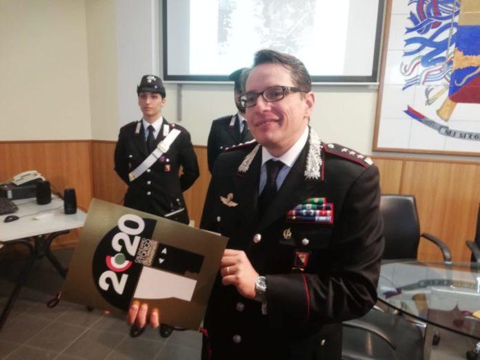 Presentato il Calendario Storico e l'Agenda 2020 dell'Arma dei Carabinieri