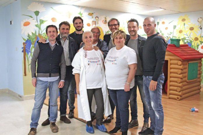 Comitato Amici del Palio incontra l'associazione Coccinelle-Amici del neonato