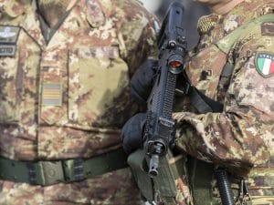 Militare senese ferito in Iraq, la preoccupazione dei familiari