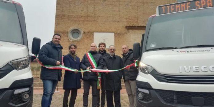"""Tiemme, a San Gimignano arriva """"Pay and Go"""": basta un beep per fare il biglietto"""