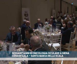 Sessant'annni di Oncologia Oculare a Siena – Cena di gala al Santa Maria della Scala