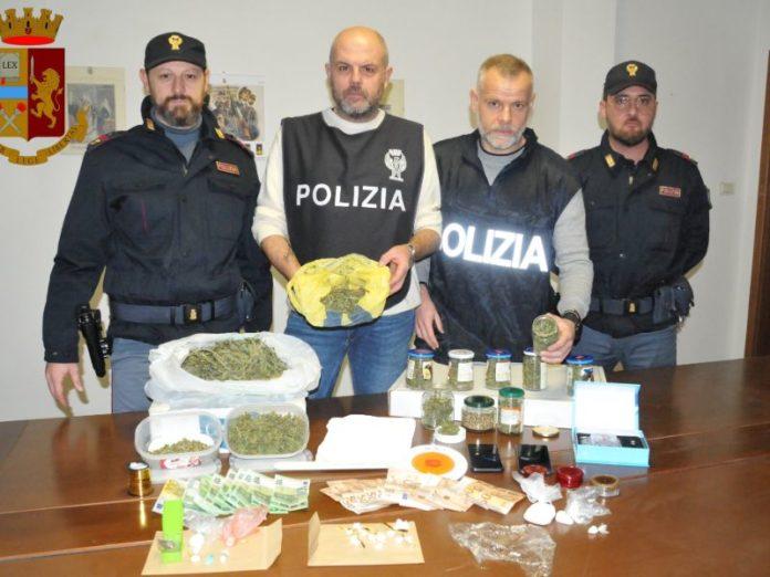 Spaccio di droga, Polizia arresta pusher di cocaina nel senese