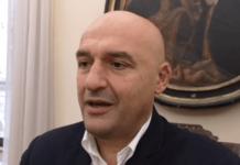 RAFFICHE DI VENTO E GRANDINE, TANTI INTERVENTI DEI VIGILI DEL FUOCO