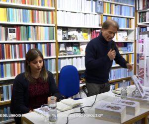 """PRESENTAZIONE LIBRO """" IL PROFESSOR POPULIZIO """" DI RAFFAELE ASCHERI, ALLA LIBRERIA SENESE"""