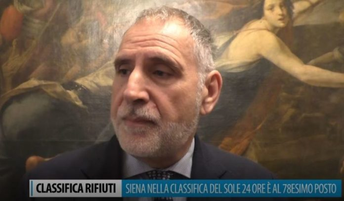 """Classifica Sole24ore, Siena 78esima nella raccolta differenziata. Tabani (Sei): """"E' appena iniziato un nuovo percorso"""""""