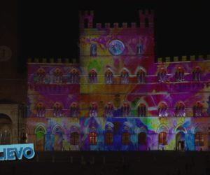 Videomapping Palazzo Comunale di Siena