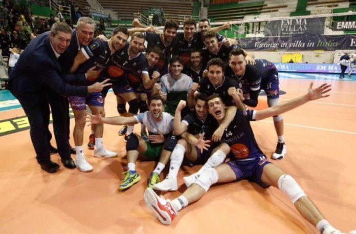 Emma Villas Aubay Siena soffre il primo set ma vince 3-1 contro Porto Viro