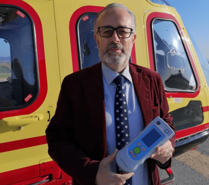 Nuova tecnologia per la salute: l'Ausl Toscana Sud Est investe sull'Infrascanner