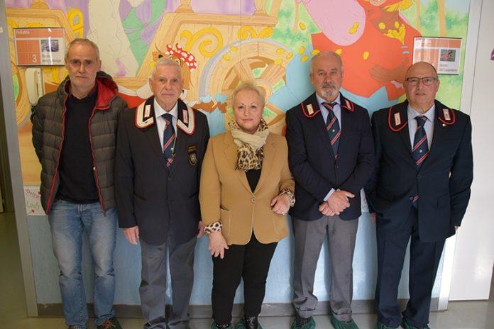 Anc Radda e Castellina, donazione all'ATL Siena Onlus per il Dipartimento della Donna e dei Bambini