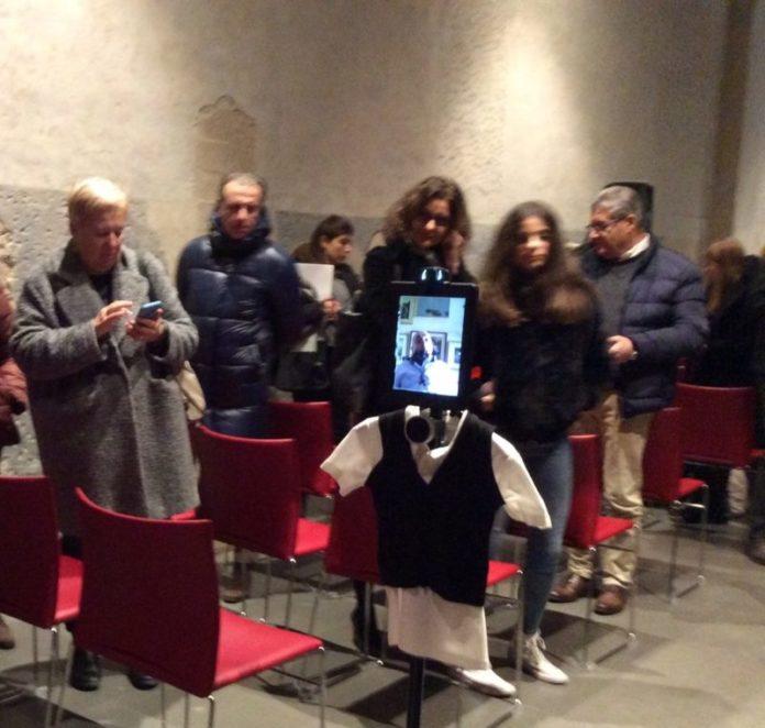Santa Maria della Scala accessibile anche a persone con difficoltà motorie: presentato BrainControl Avatar