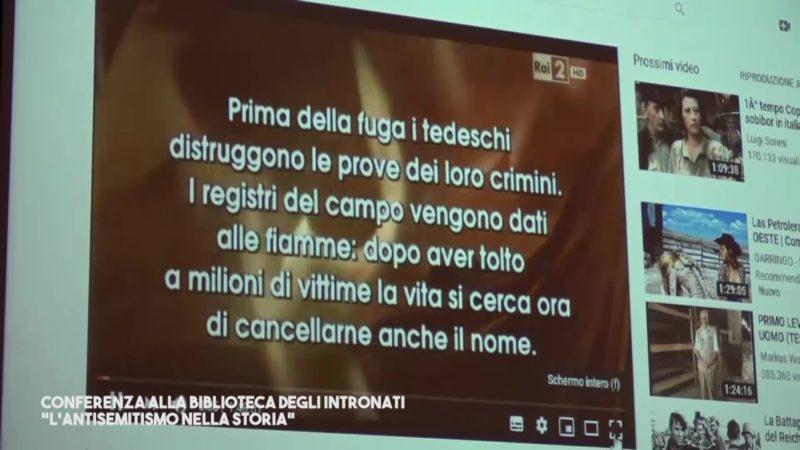 L'ANTISEMITISMO NELLA STORIA 27-01-2020