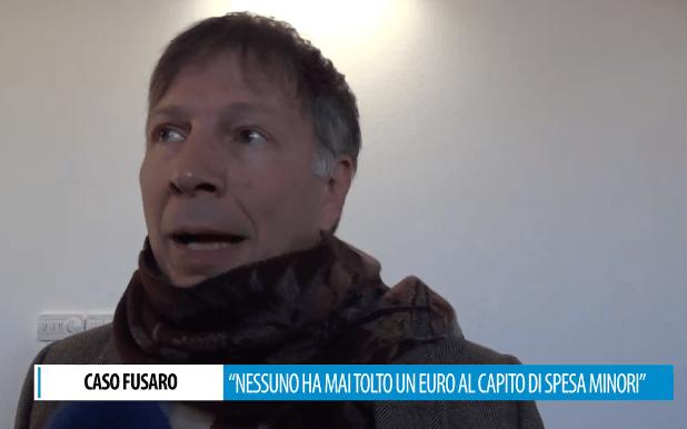 """Spettacolo Fusaro, De Mossi a Siena Tv: """"Mai tolto un euro al capitolo di spesa per i minori"""""""