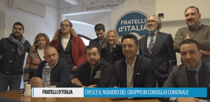 """Con Masignani e Magi FdI è la seconda forza di Palazzo Pubblico: """"Attrarremo altri Consiglieri"""""""