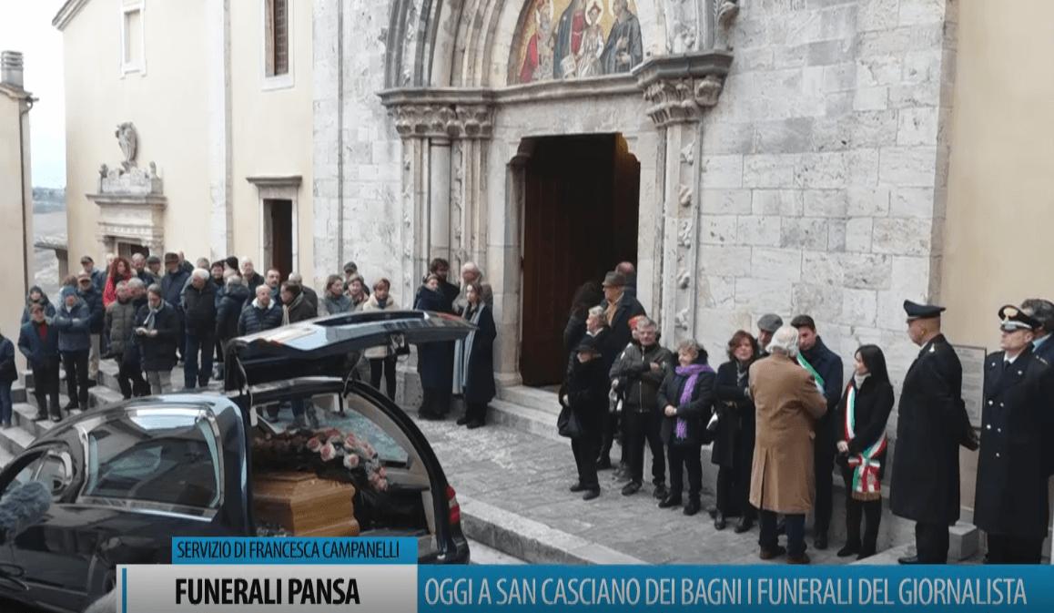pansa funerale