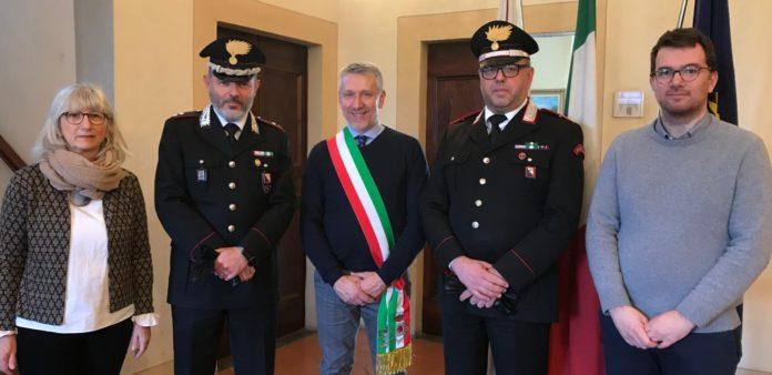 Giuseppe Annunziata è il nuovo comandante della Stazione dei Carabinieri di Colle Val d'Elsa