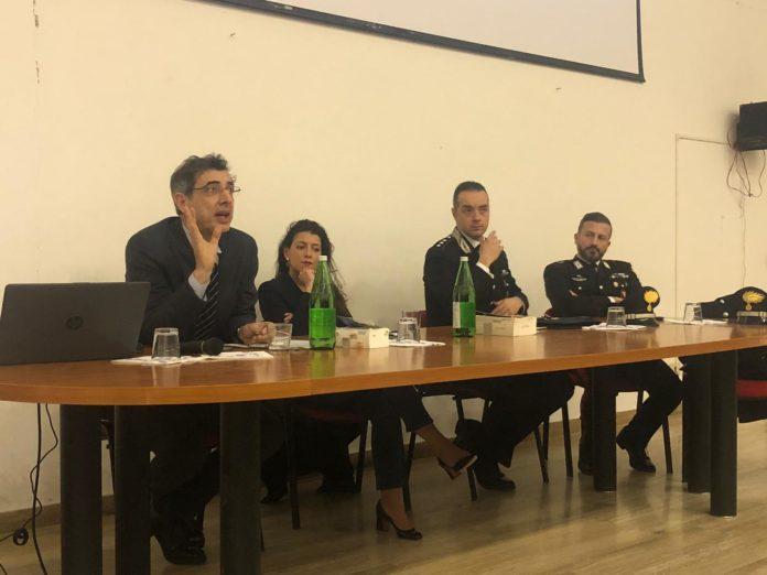 Come comportarsi sulla scena del crimine: i volontari della Misericordia incontrano carabinieri e magistrati
