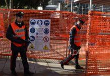 Lavoratori al nero e violazione norme di sicurezza: sospese due ditte edili nel senese