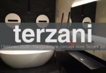 Terzani, inaugurazione Concept Store 3.0