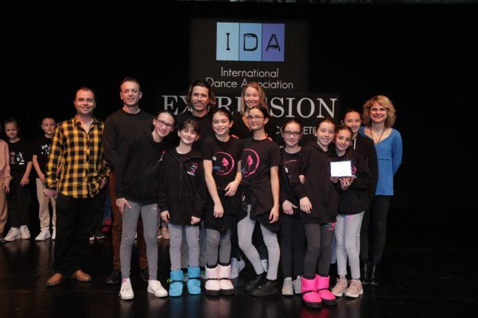 A.s.d.Just Dance School di Asciano, terzo posto al Concorso Internazionale Expression 2020