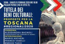 """Fdi: """"Tutela dei beni culturali: proposte per la Toscana"""""""