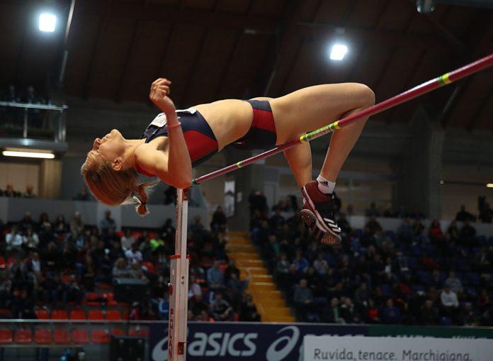 L'allieva del senese Giardi, Elena Vallortigara torna a brillare e salta 1.96 ai Campionati Italiani Indoor