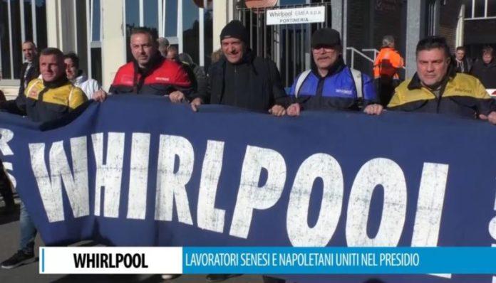 Crisi Whirlpool, Enrico Rossi incontrerà i sindacati