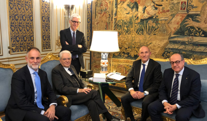 Fondazione Qualivita incontra il Presidente della Repubblica italiana Sergio Mattarella