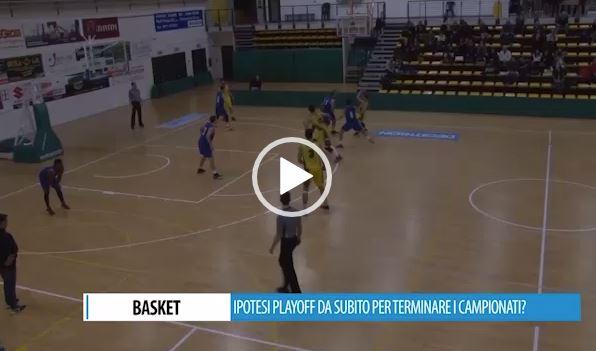 Basket, stop a livello mondiale. L'italia pensa all'ipotesi playoff dopo l'emergenza