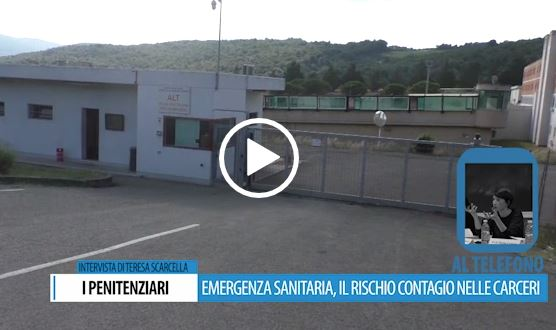 Coronavirus, l'emergenza sanitaria nelle carceri