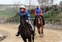 Stop forzato anche per equitazione e ippica