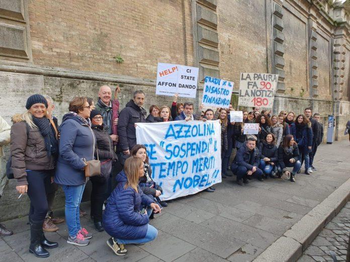 """Anche gli operatori turistici senesi alla manifestazione a Roma: """"Ricostruite l'immagine italiana all'estero"""""""