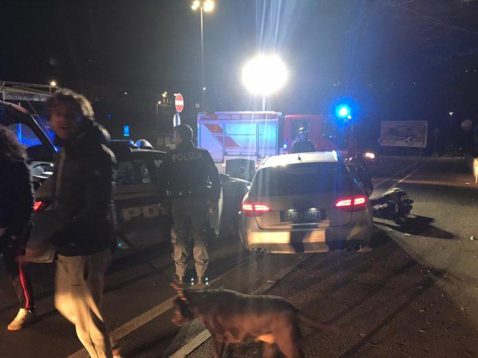 Caccia ai ladri, Corsi e Michelotti ringraziano le forze dell'ordine