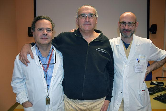 Equipe medica multidisciplinare alle Scotte salva la vita a paziente dopo incidente stradale