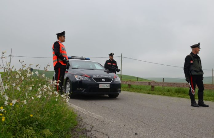 Continuano i controlli dei Carabinieri, denunciate 16 persone