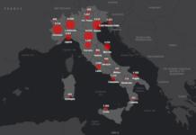 Coronavirus, i dati della protezione civile: 66.414 i casi positivi in Italia, 9.134 i deceduti