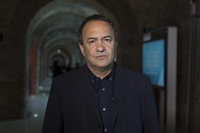 L'ex Sindaco di Riace Mimmo Lucano ospite dell'Università di Siena