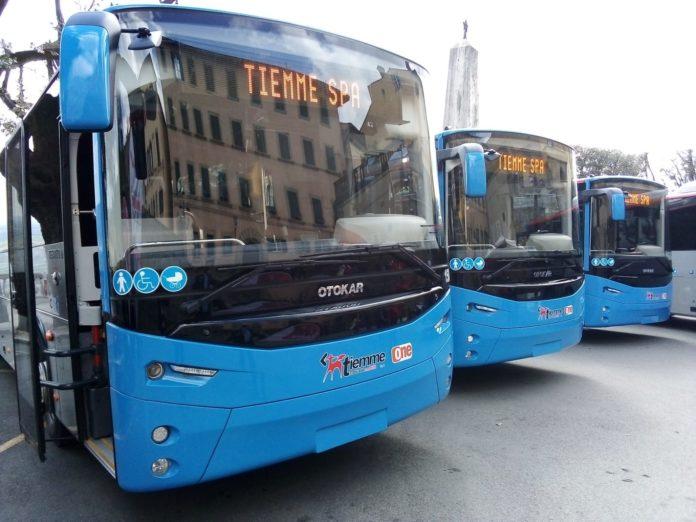 Trasporti, incontro tra Comune e Tiemme: rafforzati controlli e sanificazioni