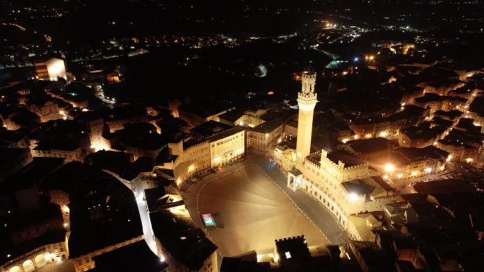 Le suggestive immagini di Siena dall'alto