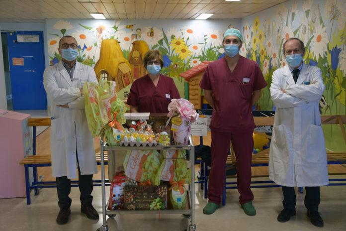Nuove donazioni per l'AOUS. Raccolti oltre 180mila euro