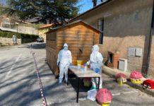 Drive thru: anche ad Abbadia San Salvatore i tamponi in auto a pieno regime
