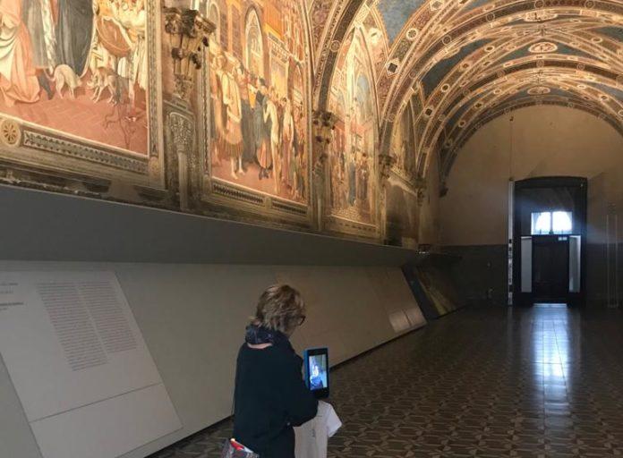 Visitare il Santa Maria della Scala da casa propria: da oggi si può con l'avatar robotico