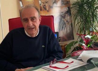 "D'Urso: ""A Siena dati positivi. Scesi dai 21 casi di ieri agli 8 di oggi"""