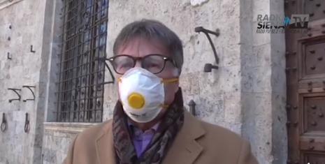 """De Mossi: """"Assembramenti inopportuni in Piazza del Campo"""""""