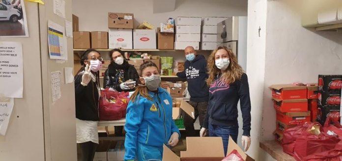 Coronavirus, la Misericordia di Siena corre in aiuto di oltre 70 famiglie