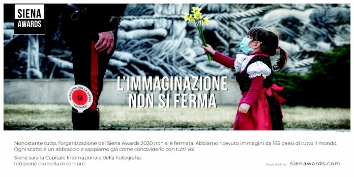 I carabinieri protagonisti nella presentazione del Siena Awards 2020
