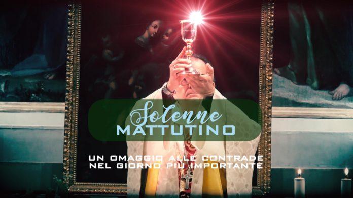 Feste Titolari, domani i due format di Siena Tv dedicati alla contrada del Drago